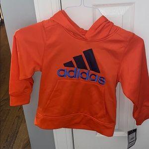 Boys adidas sweatshirt